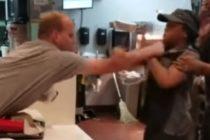Trabajadores de McDonald's atacan a clientes, tras video viral en San Petersburgo