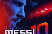 Vida del mejor jugador de fútbol de todos los tiempos, Lionel Messi, será recreada por el Cirque du Soleil