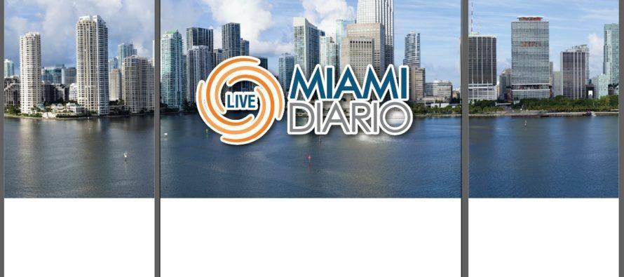 No te pierdas la nueva emisión de MiamiDiario Live