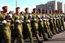 Tropas del ejército cubano presentes en Venezuela