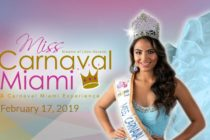 Candidatas al Miss Carnaval Miami 2019 se preparan a todo tren