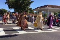 Desfile de los Tres Reyes Magos llenó de color y alegría la calle ocho de Miami