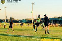 Fútbol: Peñarol de Uruguay se despidió de sus entrenamientos en Miami