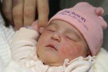 Primer bebé del año del Sur de la Florida nació en Miami Dade