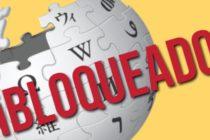 Régimen venezolano bloqueó WiKipedia…¡No podrá creer por qué!
