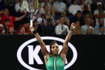 Serena Williams se instaló en cuartos de final del Abierto de Australia