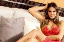 Disfrute a Shannon De Lima y su sensual video posando en bikini desde Colombia
