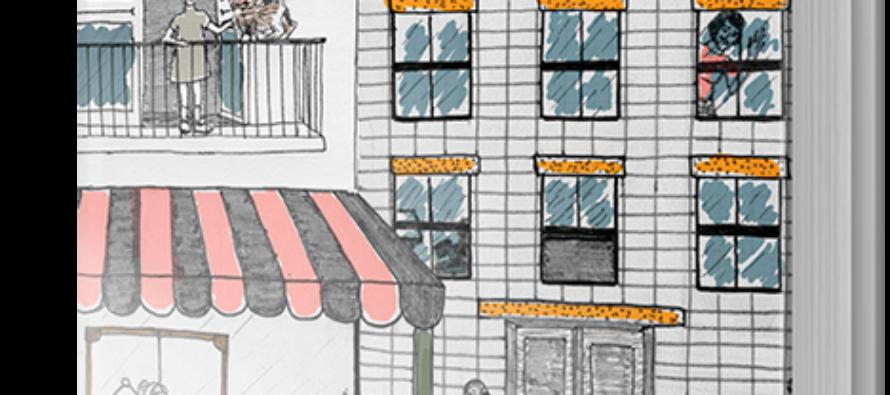 Mariel Kernes nos sorprende con otra apuesta editorial: «Vecinos famosos y otras historias desopilantes de edificios»