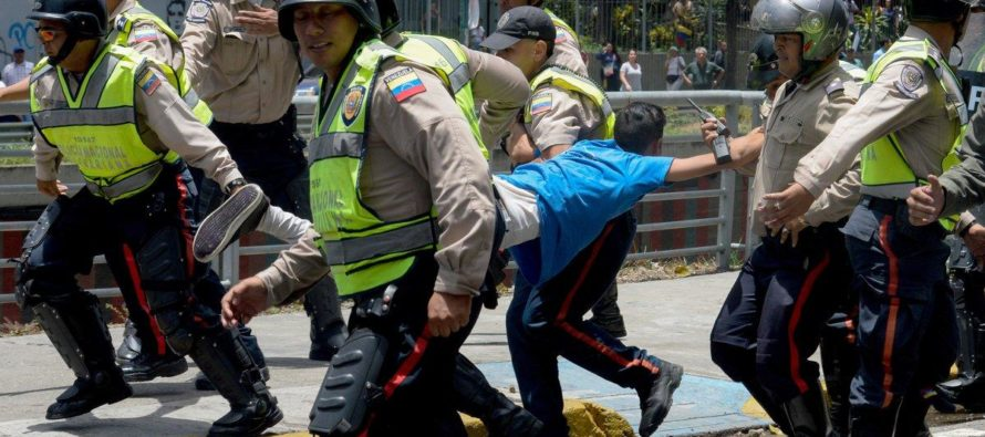 Informe de Derechos Humanos de EEUU apunta a Venezuela