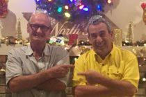 Prueba de ADN en línea cambió sus vidas: hombre de Florida se encontró con su hermano después de 70 años