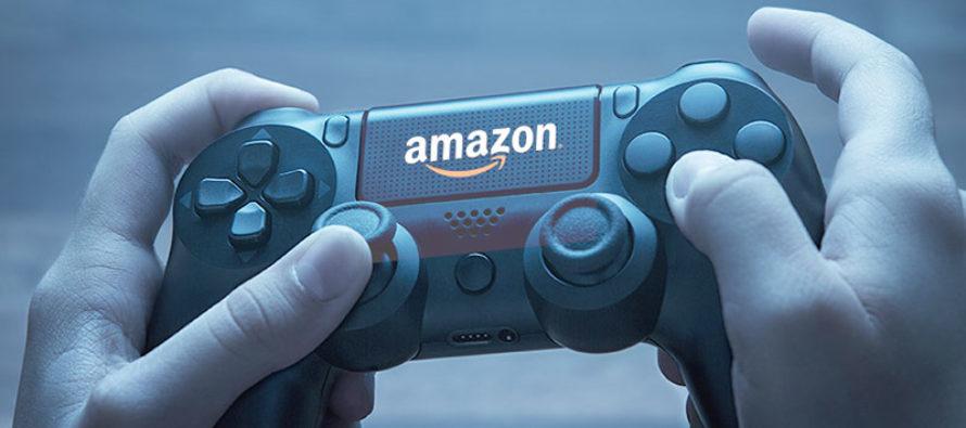 Amazon cocina servicio para revolucionar la industria de videojuegos