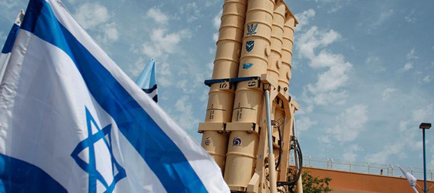 Israel y EE.UU realizan exitosa prueba del sistema de defensa de misiles Arrow 3