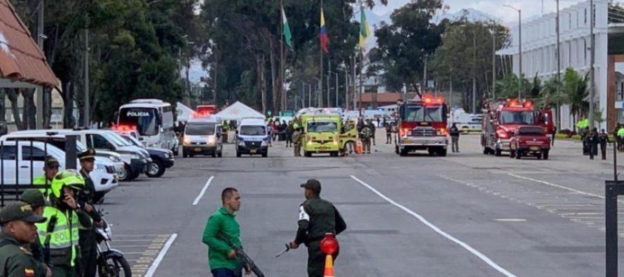 Explosión de coche-bomba en Colombia deja 8 muertos y 38 heridos