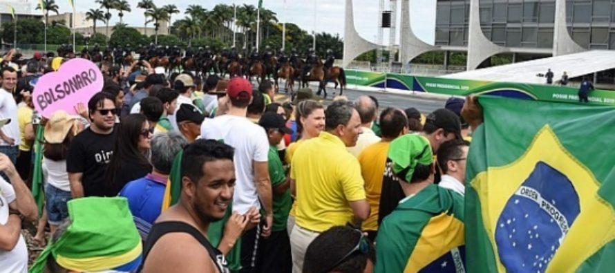 Bolsonaro, Deja vu en Brasil