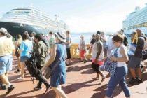 Se reportaron 547 casos de enfermedades gastrointestinales en cruceros durante 2018