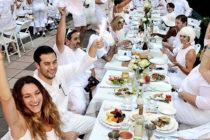 Gastronomía: Diner en Blanc de París debuta en Fort Lauderdale