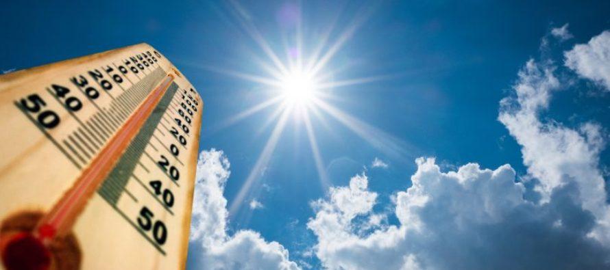 ¡Alerta! Se esperan temperaturas de 96°F este lunes en Miami ¡A mantenerse frescos!