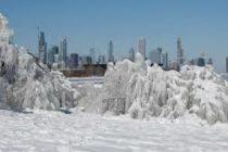 Pronostican que ola de frío polar en medio oeste de EE.UU. se extenderá hasta el sábado
