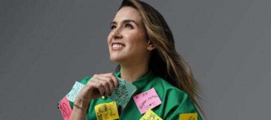 """Erika De la Vega seguirá presentando su exitosa obra «Puras cosas maravillosas"""""""