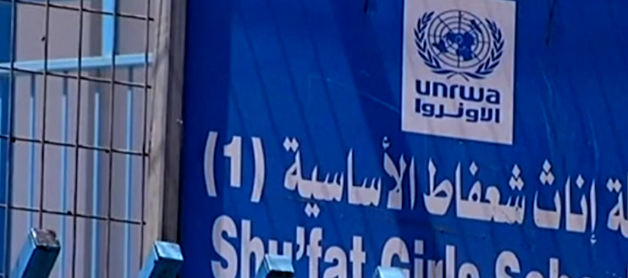 Israel podría clausurar escuelas de UNRWA en el este de Jerusalem