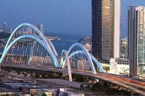 Proyecto I-395 incluye puente con arcos y dos pisos de carretera