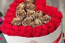 Tendencias para San Valentín 2020: arreglos en forma de corazón, acompañados de osos y globos