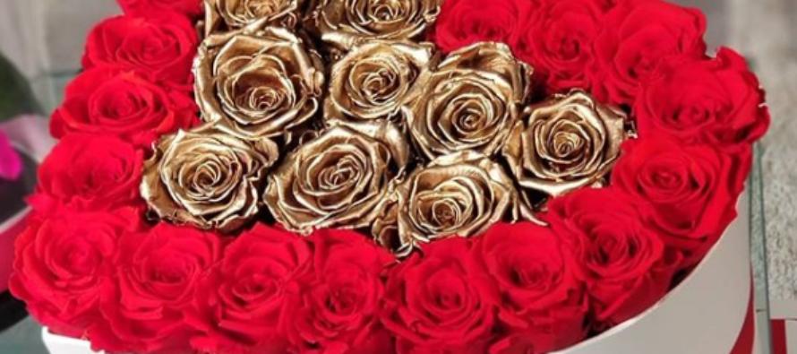 Tendencias florales para San Valentín 2019: arreglos especiales para recién casados, novios o amigos