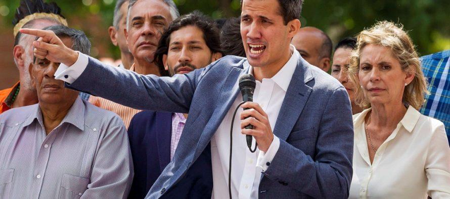 Grupo de Lima sobre Guaidó: Hay informaciones sobre serias y creíbles amenazas a la integridad personal de Juan Guaidó