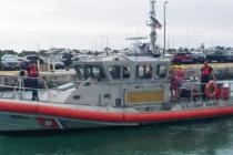 Guardia Costera rescata a 3 náufragos en los Cayos de Florida
