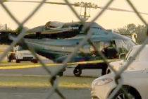 Investigan incidente de decapitado por un helicóptero en Brooksville