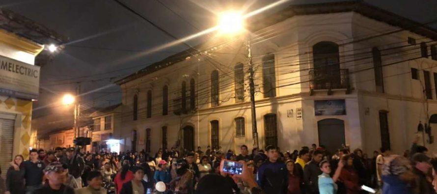 ¿Por qué en una ciudad de Ecuador salieron a cazar venezolanos?