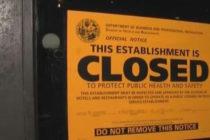 Mantente atento: encuentran excremento de rodeadores debajo de mostrador de restaurant de sushi al sur de la Florida