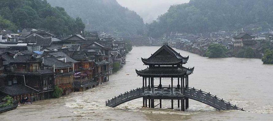 UniVista: Las cinco inundaciones más grandes de la historia