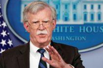 John Bolton rechazó la sentencia del TSJ que declaró nulo al Parlamento venezolano