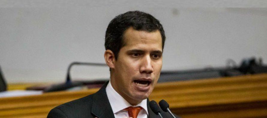 Asamblea Nacional venezolana declara «usurpador» a Maduro