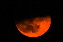 Clima de Florida podría afectar visibilidad de la Luna de Sangre