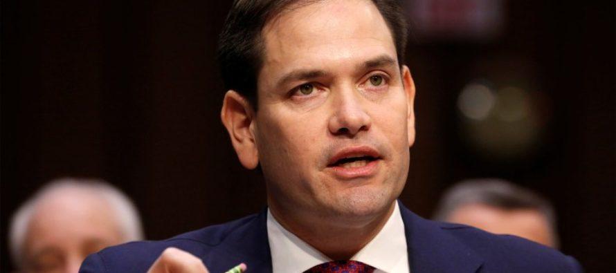 Marco Rubio sobre Venezuela: Si hace falta algo más, eso va a pasar