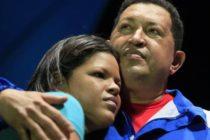 Piden revisar estatus de la hija de Chávez en EEUU