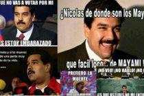 Maduro el blanco perfecto de los Memes