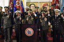 Maduro mantiene a sus 'mejores' militares en sus filas con negocios de drogas