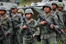 Corre con fuerza entre militares venezolanos campaña para desconocer a Maduro en la Presidencia