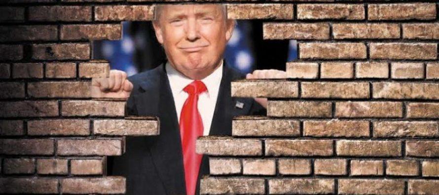 Carlos A Garcia Perez: El Muro de Trump, verdades, mentiras y mucha hipocresía