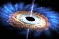 Gigantesco agujero negro se pasea por la Vía Láctea