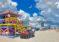 Levantan advertencia de contaminación fecal en playas de Miami