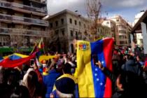Venezolanos alzaron su voz en las principales ciudades del mundo para protestar contra Nicolás Maduro