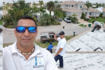 Expolicía de El Salvador creó compañía de mantenimiento en Florida
