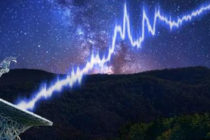 Detectan misteriosos sonidos extraterrestres que se repiten