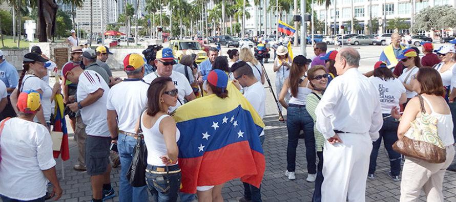 Convocan a concentración mundial por Venezuela para el próximo sábado