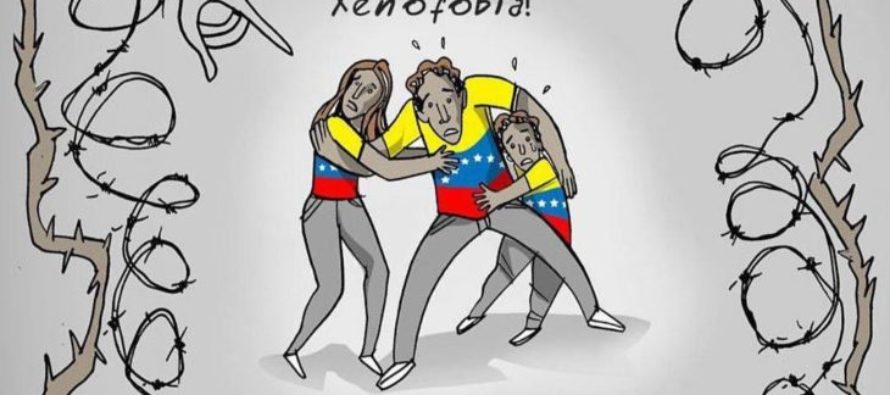 Veppex rechaza xenofobia contra venezolanos en Ecuador y pide al presidente Lenin Moreno protección a los agredidos