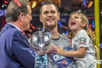 Tom Brady estableció un récord al ganar su sexto Super Bowl con Patriots